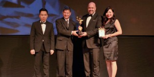 INTERCONTINENTAL BANGKOK AGAIN NAMED ONE OF 'ASIA'S TOP BUSINESS HOTELS' BY NOW TRAVEL ASIA
