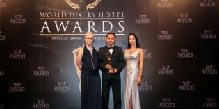 V Villas Hua Hun won The 2015 World Luxury Hotel Awards