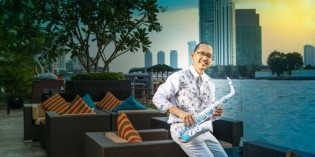 Jazz by the River at Riverside Grill, Royal Orchid Sheraton Hotel and Towers