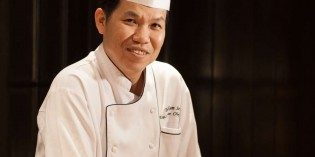 Meet the New Executive Chinese Chef at Man Ho Chef Teng Kam Seng