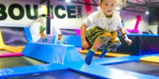 Bring Kids to Jump N Bounce with Happy Children's Day