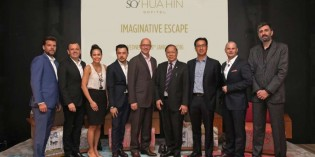 SO SOFITEL HUA HIN TO OPEN IN ICONIC RESORT DESTINATION