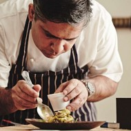 <b>Celebrity Chef Vivek Singh from acclaimed Cinnamon...</b>