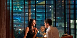 The Romantic Set Dinner inspired by Michelin Star Chefs on Valentine's Day at VIE Hotel Bangkok