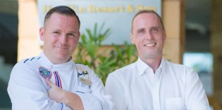 New General Manager and Executive Chef – Hilton Hua Hin Resort & Spa