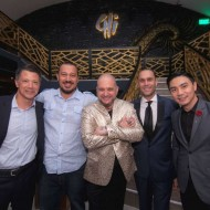 <b>The Grand Opening of CHI : Funk Shui Asian lounge</b>