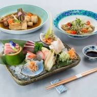 <b>New A La Carte Springtime Menu at Yamazato</b>