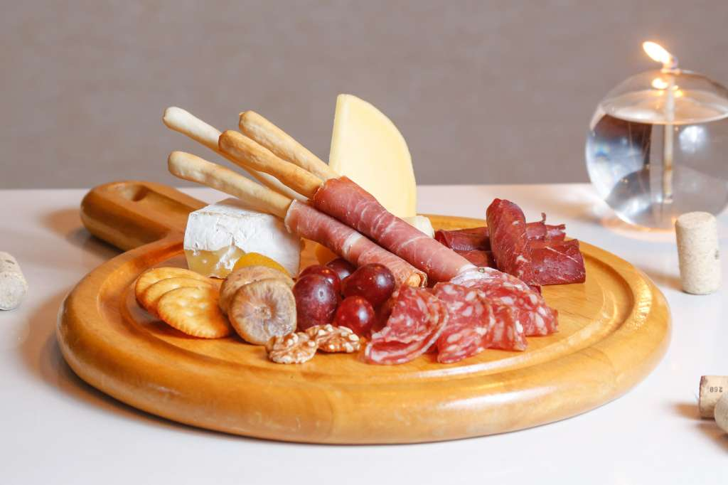 CHEESE & COLD CUTS AT CASCADE, AMARI WATERGATE BANGKOK