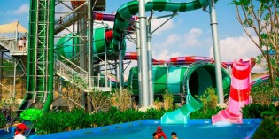 Thailand's Largest and most Amazing Waterpark opens