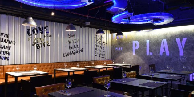 "Bangkok's new hangout ""PLAY by CM2"""