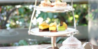 AFTERNOON TEA IN THE GARDEN at Swissôtel Nai Lert Park Bangkok