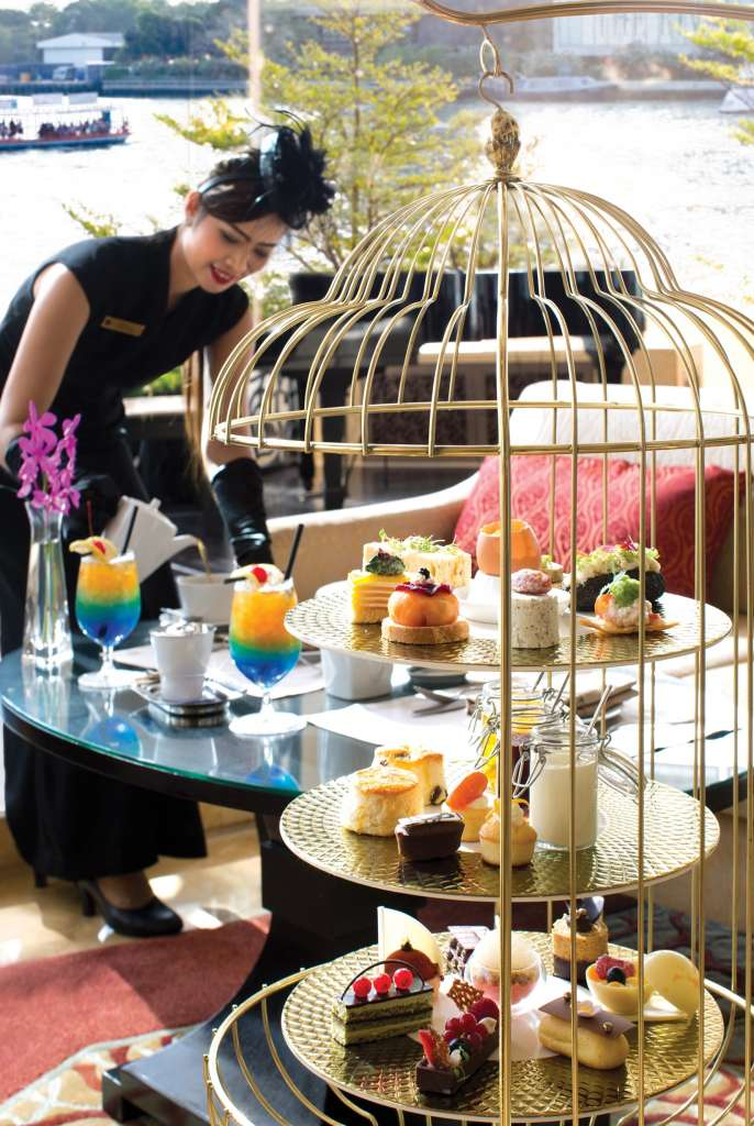 Golden-Birdcage-Afternoon-Tea