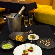 <b>555 Baht net 5-course tapas and one hour free flow...</b>