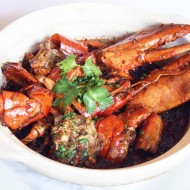 <b>Boston Lobster at MAN FU YUAN</b>