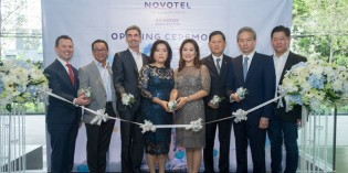 Celebrate the soft opening of Novotel Bangkok Sukhumvit 20