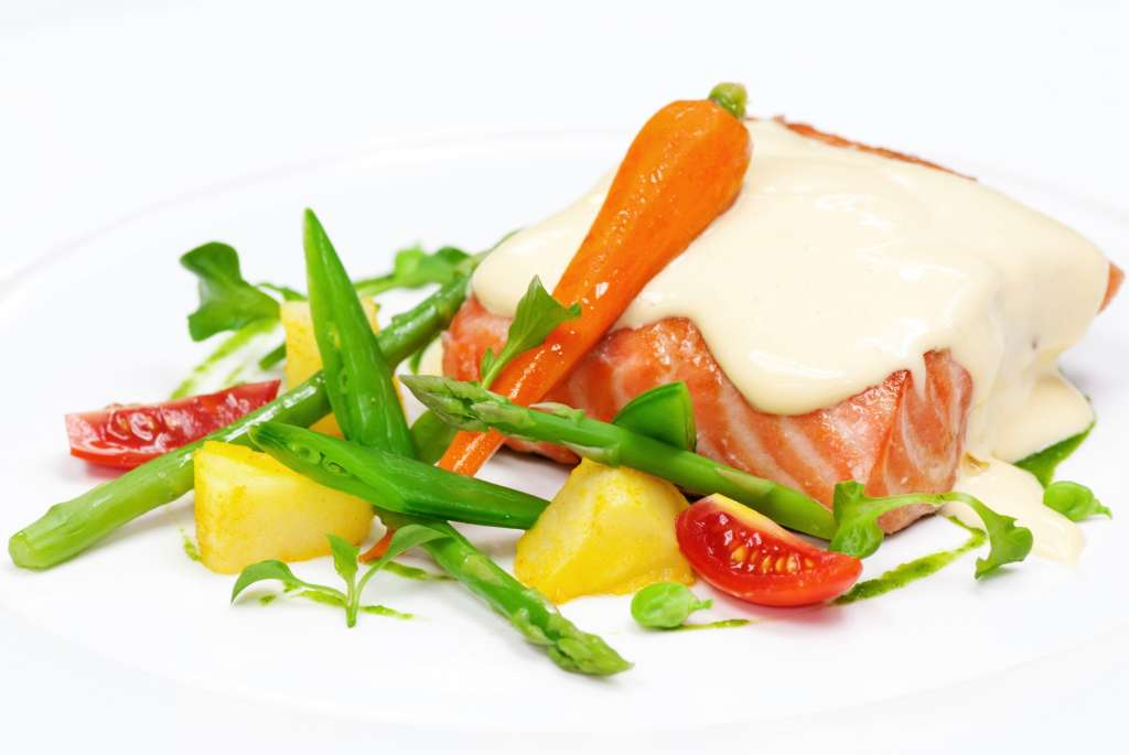 Salmon-with-Beurre-Blanc