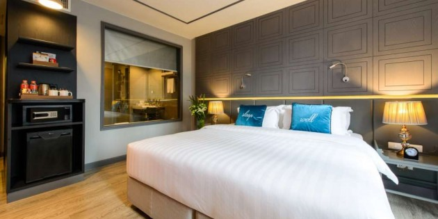An urban escape to Bangkok with special perks for ladies