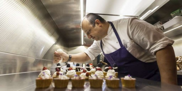 THE ST. REGIS BANGKOK | TWO MICHELIN STARRED CHEF CICCIO SULTANO AT JOJO