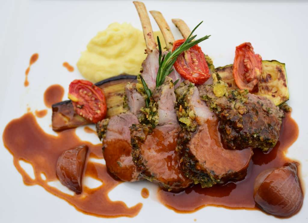 Lamb-Rack-with-Herb-Crusted