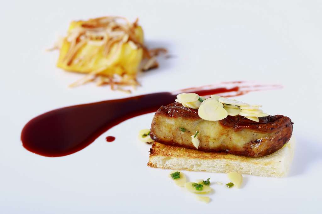 Pan-fried-duck-foie-gras