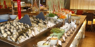 SUNDAY BRUNCH AT NEXT 2 WITH THE WILKINSON ART ENDEAVOUR, SHANGRI-LA HOTEL, BANGKOK
