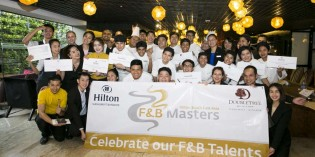F&B Masters Competition at Hilton Sukhumvit Bangkok