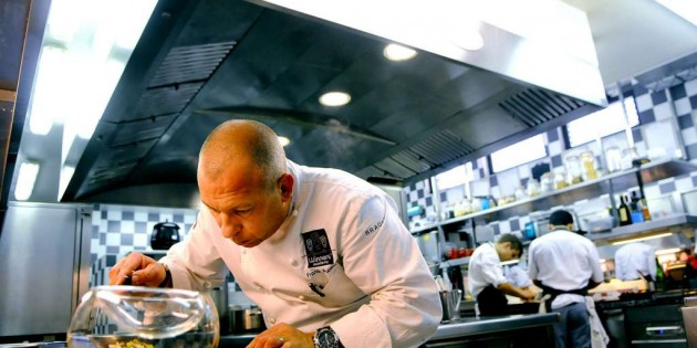 Return of the Touch of Excellence! 2-Michelin Star Franck Putelat at VIE Hotel Bangkok