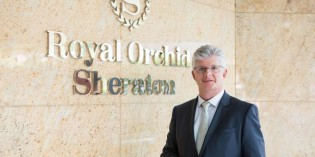 Marriott International Announces New General Manager of Royal Orchid Sheraton Hotel & Towers