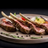 <b>DRY-AGED BEEF ALWAYS TASTES BETTER AT CROWNE PLAZA...</b>