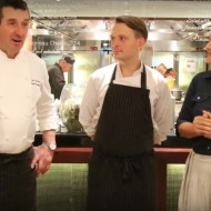 <b>2-STAR MICHELIN Jean-Marc Banzo at Fireplace Grill...</b>