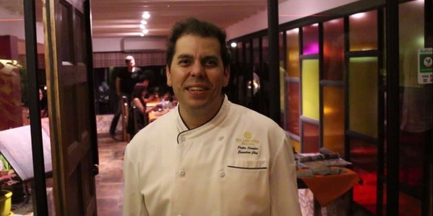 Arroz Spanish Rice House featuring Pedro Samper, Executive Chef of The Langham Hong Kong