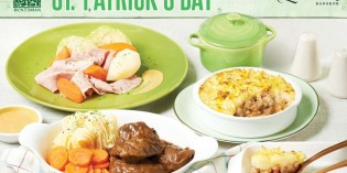 Celebrate St. Patrick's Day with a Roast Buffet