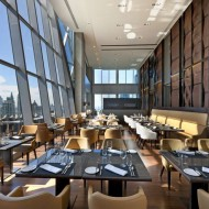 <b>Buffet luncheon at 'Up &amp; Above'</b>
