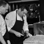 <b>TWO MICHELIN STARRED CHEF JEAN MARC BANZO AT FIREP...</b>