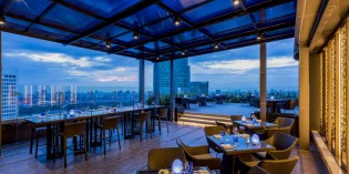 7-Course NewYear's Eve Dinner at Blue Sky Centara Grand at Central Plaza Ladprao Bangkok