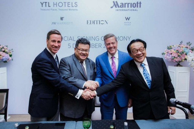 Marriott-International-and-YTL-Hotels-announced-agreements-for-new-hotels-across-Asia