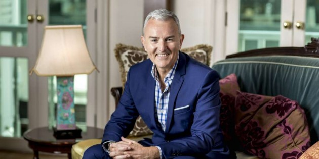 MARRIOTT INTERNATIONAL ANNOUNCES APPOINTMENT OF BRUCE RYDE AS VICE-PRESIDENT, LUXURY BRANDS & BRAND MARKETING FOR ASIA-PACIFIC