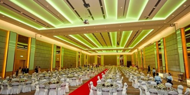 The Grand Opening of The Banquet Hall At Nathong, Bangkok's Latest Multi-purpose Convention Center