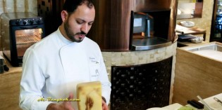 360 VIDEO Of CHEF VINCENZO CANDIANO'S SICILIAN MICHELIN-STAR DINING AT JOJO RESTAURANT