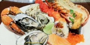 Weekend Buffets Extravaganza At The Pavilion Restaurant, Dusit Thani Bangkok