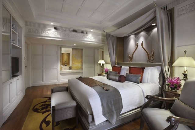 Dusit Thani Bangkok_Majesty Suite