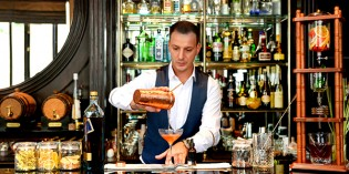 The Art of the Cocktail with Master Mixologist Francesco Moretti