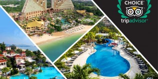 Three Centara resorts are the best hotels for families