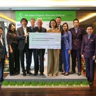 <b>Asian Organic Gourmet Festival 2018 Raises Over TH...</b>