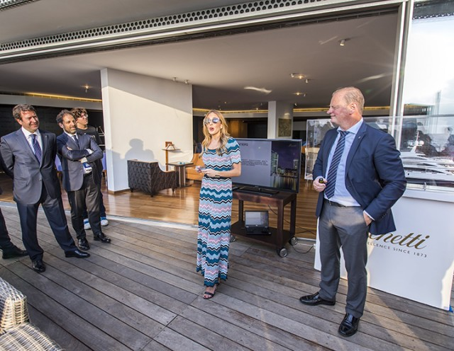 Benetti event in Beirut (2)