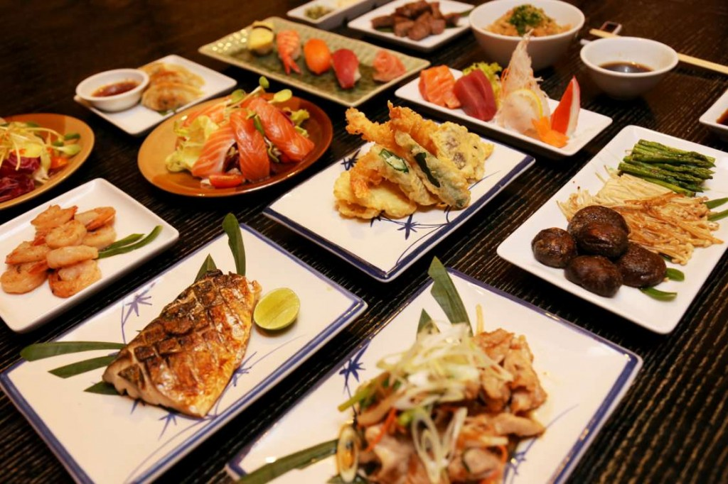 Outstanding Weekend Unlimited Japanese Feast  Great Value at Hagi Restaurant (1)