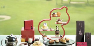 THE ST. REGIS BANGKOK HOSTS LIMITED EDITION QEELIN AFTERNOON TEA SET THROUGHOUT JUNE & JULY 2018