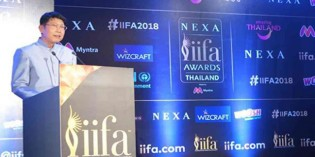 Thailand named as the host country for 2018 IIFA Weekend and Awards