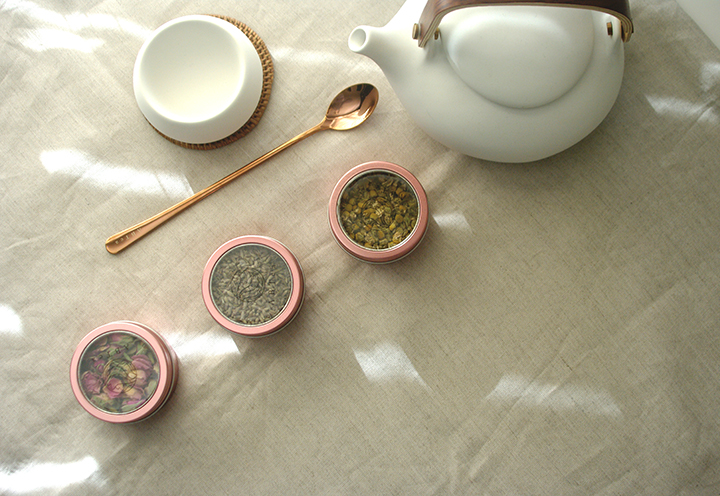 Art of Tea Blending