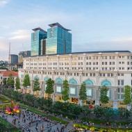 <b>MANDARIN ORIENTAL ANNOUNCES NEW HOTEL IN HO CHI MI...</b>